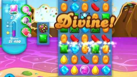 Candy Crush Soda Saga Level 26 (2nd version, 3 Stars)