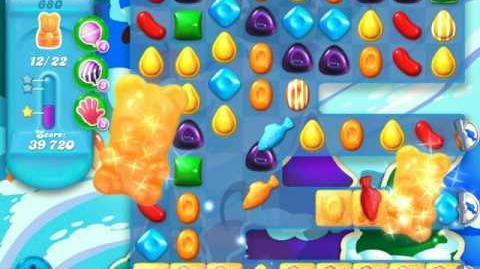 Candy Crush Soda Saga Level 680 (5th version)