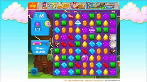 Candy Crush Soda Saga Level 11
