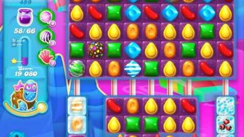 Candy Crush Soda Saga Level 459 (nerfed)