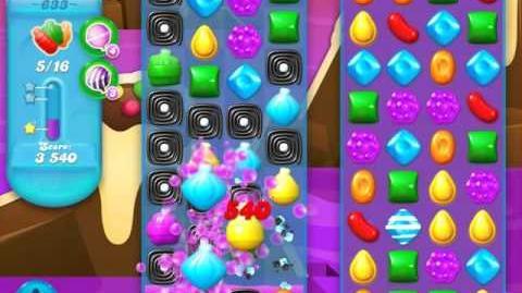 Candy Crush Soda Saga Level 633 (3 Stars)