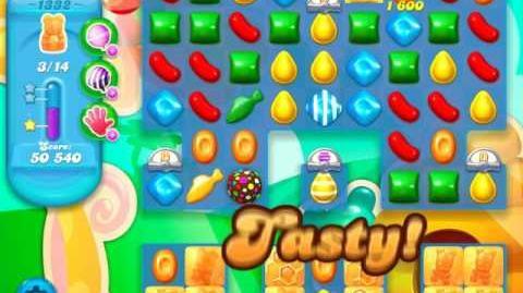Candy Crush Soda Saga Level 1332 (3 Stars)