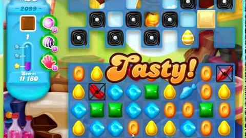 Candy Crush Soda Saga Level 2099 ***