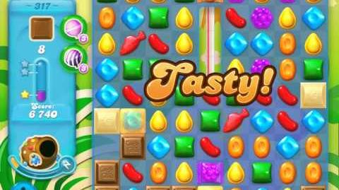Candy Crush Soda Saga Level 317 (3 Stars)