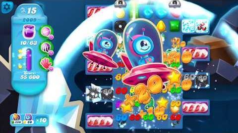 Candy Crush Soda Saga Level 2009