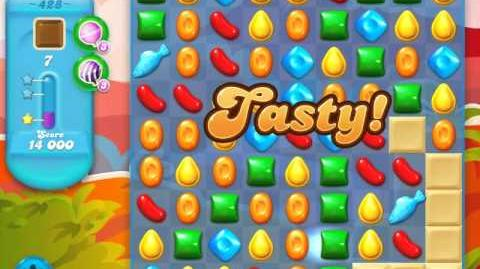 Candy Crush Soda Saga Level 428 (3 Stars)