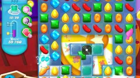 Candy Crush Soda Saga Level 533 (7th version)