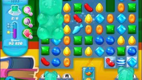 Candy Crush Soda Saga Level 1695