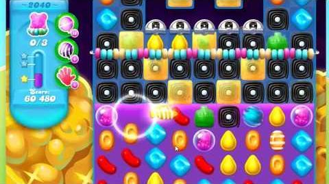 Candy Crush Soda Saga Level 2040 ***