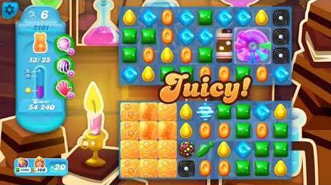 Candy Crush Soda Saga Level 2101