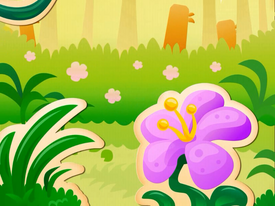 Jujube Jungle background