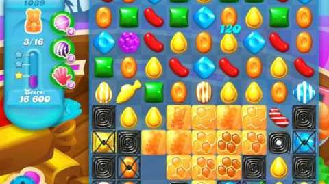 Candy Crush Soda Saga Level 1039 (6th version)