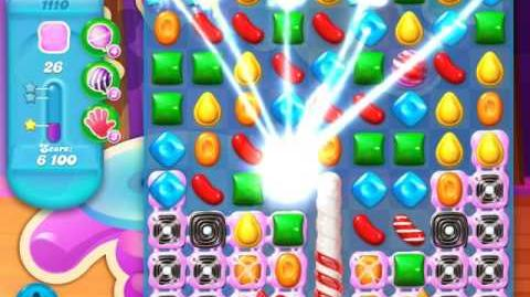 Candy Crush Soda Saga Level 1110 (3 Stars)