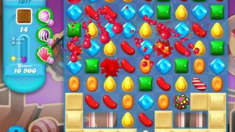 Candy Crush Soda Saga Level 1017