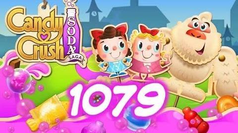 Candy Crush Soda Saga Level 1079