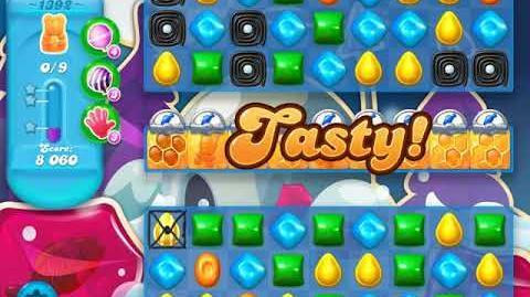 Candy Crush Soda Saga Level 1392 (buffed)