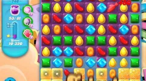 Candy Crush Soda Saga Level 746 (3 Stars)
