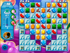 Level 345(5) (7 bears)