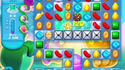 Candy Crush Soda Saga Level 1631 (3 Stars)