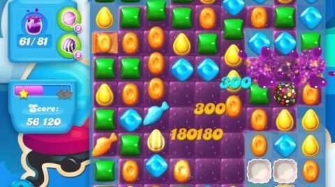 Candy Crush Soda Saga Level 283 (3 Stars)