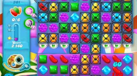 Candy Crush Soda Saga Level 301 (3 Stars)