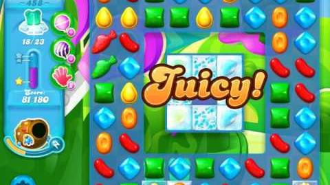 Candy Crush Soda Saga Level 458 (5th version)