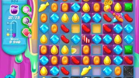 Candy Crush Soda Saga Level 934 (nerfed)