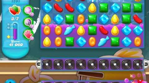 Candy Crush Soda Saga Level 1291 (3 Stars)
