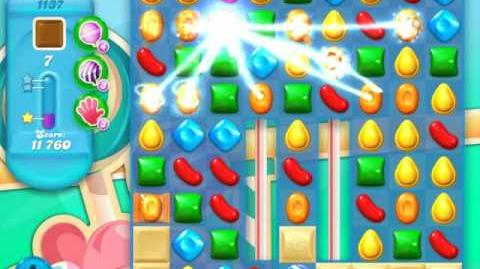 Candy Crush Soda Saga Level 1137 (3 Stars)