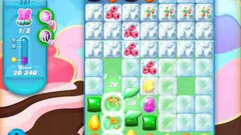 Candy Crush Soda Saga Level 381 (3 Stars)