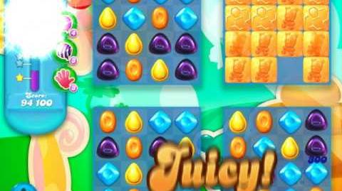 Candy Crush Soda Saga Level 1343 (nerfed, 3 Stars)