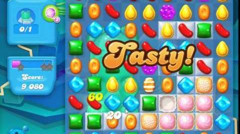 Candy Crush Soda Saga Level 48 (2nd version, 3 Stars)