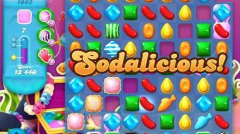 Candy Crush Soda Saga Level 1062 (3 Stars)