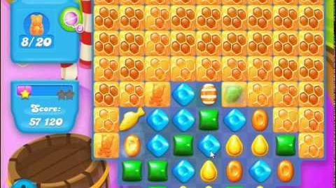 Candy Crush Soda Saga Level 130-0