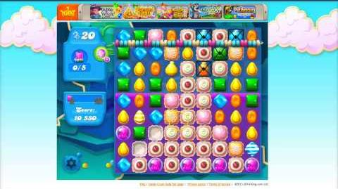 Candy Crush Soda Saga Level 60