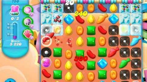 Candy Crush Soda Saga Level 750 (11th version)
