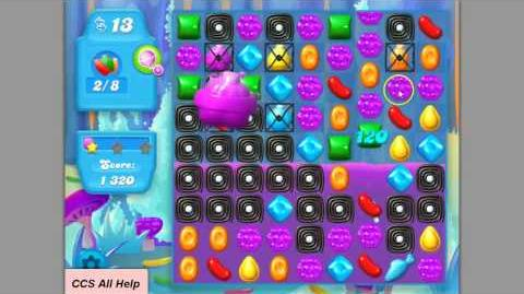 Candy Crush SODA SAGA level 136 NO BOOSTERS
