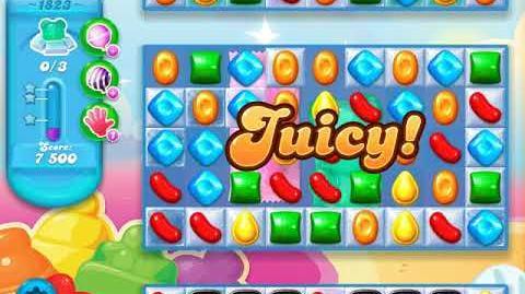 Candy Crush Soda Saga Level 1823