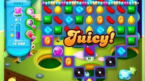 Candy Crush Soda Saga Level 2093 **