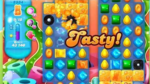 Candy Crush Soda Saga Level 2334 ***