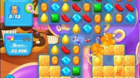 Candy Crush Soda Saga Level 118 No Boosters