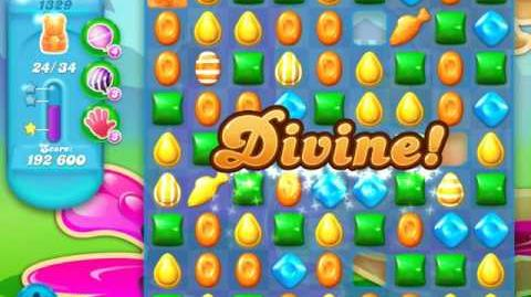 Candy Crush Soda Saga Level 1329