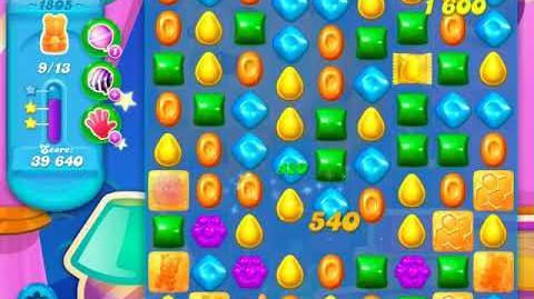 Candy Crush Soda Saga Level 1805 (3 Stars)