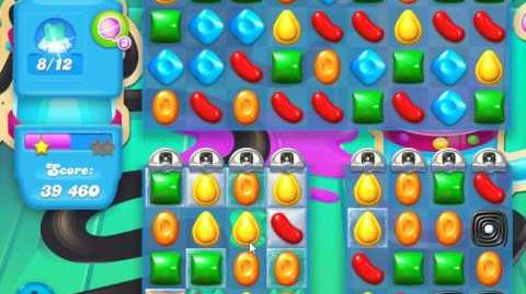 Candy Crush Soda Saga Level 181(3 Stars)