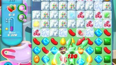 Candy Crush Soda Saga Level 346 (3 Stars)