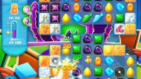 Candy Crush Soda Saga Level 553 (3 Stars)