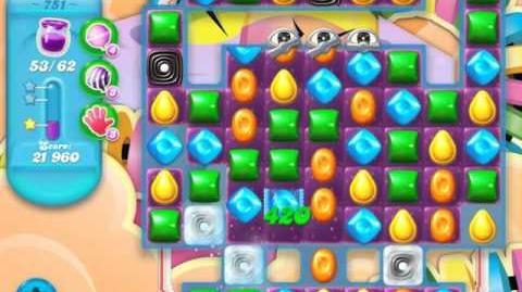 Candy Crush Soda Saga Level 751 (3 Stars)