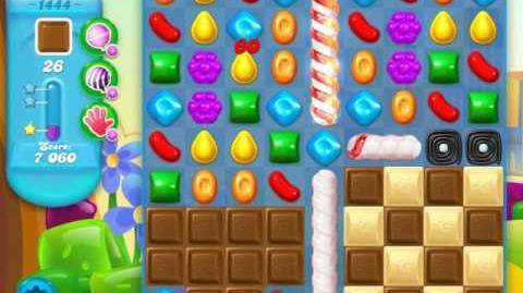 Candy Crush Soda Saga Level 1444 (3 Stars)