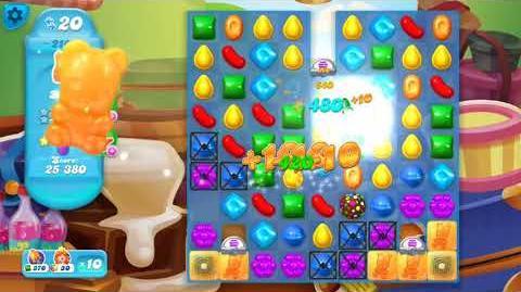 Candy Crush Soda Saga Level 2107