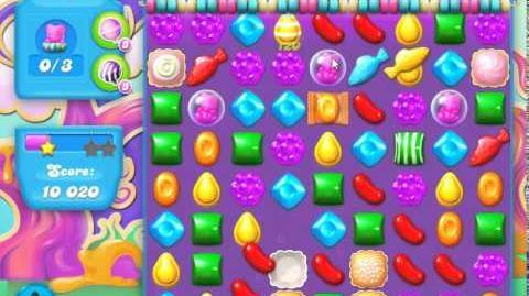 Candy Crush Soda Saga Level 87 (4th version, 3 Stars)